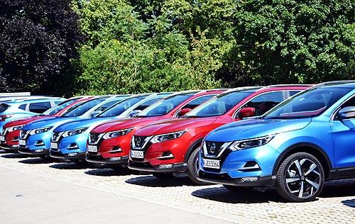 В Украине пройдут Дни открытых дверей новых Nissan Qashqai и Nissan X-Trail - Nissan