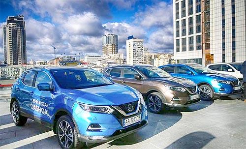 Топ-10 самых успешных автоновинок прошлого года на украинском рынке - новинк