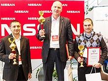 В Украине определили лучших сервисников Nissan - Nissan