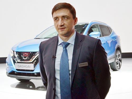 Андрей Нестеренко: Нужны ли украинскому Nissan дилеры, о новом Qashqai и о покупке авто без покупки - Nissan