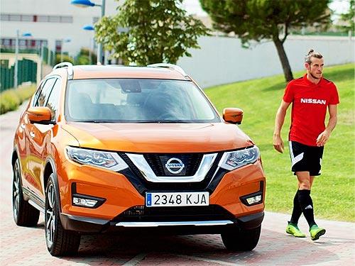 Nissan продлевает партнерство с Лигой чемпионов УЕФА еще на 3 года - Nissan