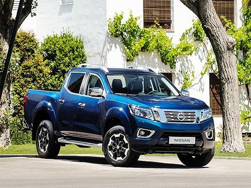 В Украине стартовали продажи обновленного пикапа Nissan Navara