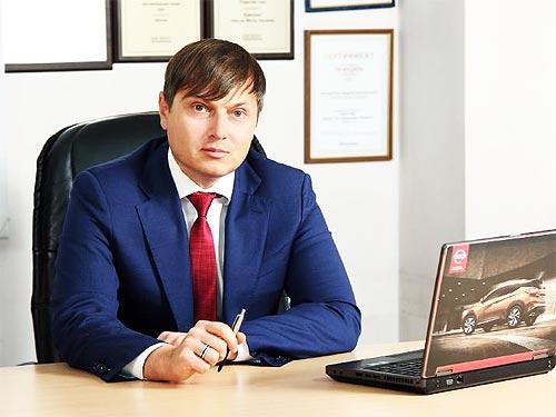 В «Ниссан Мотор Украина» назначен новый Директор