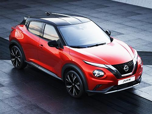 В Украине начали принимать заказы на новый Nissan JUKE. Объявлены цены - Nissan