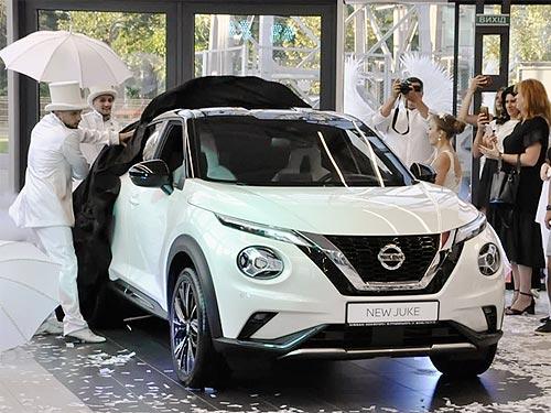 Новый Nissan Juke уже доступен в автосалоне Nissan Скай Моторс+ - Nissan