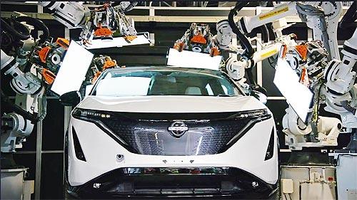 Nissan представляет «Интеллектуальную фабрику Nissan». Что это такое? - Nissan