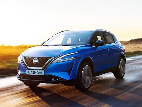Новый Nissan Qashqai стал на 60 кг легче из-за использования алюминиевых деталей кузова - Nissan