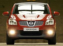 Nissan Qashqai 2012.