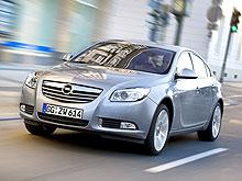 Opel наращивает производство модели Insignia - Opel