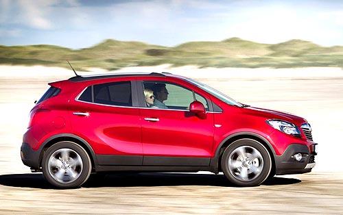 Новый кроссовер Opel Antara появится в 2 14 году - Motor