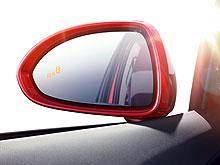 Эксперты оценили систему контроля слепых зон Opel