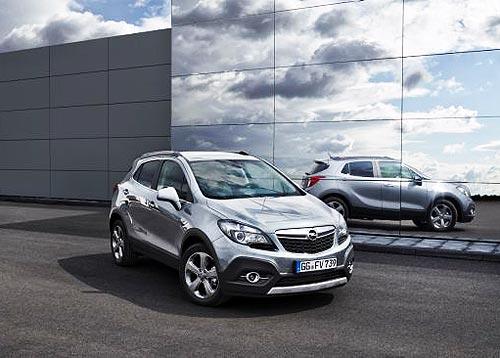 Opel представил в Париже 4 мировые премьеры - Opel