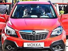 Opel Mokka начали выпускать в Испании - Opel