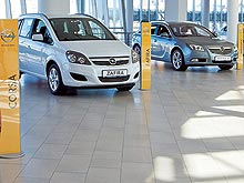 Opel открывает 4 новых автосалона в Украине и анонсировал набор новых партнеров