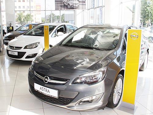 Дилерская сеть Opel Корпорации «УкрАВТО» продолжает обслуживать клиентов