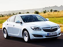 Покупатели Opel Insignia экономят до 80 000 грн.