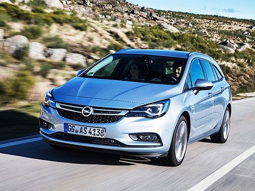 Продажи автомобиля года 2016 Opel Astra превысили 500 000 - Opel