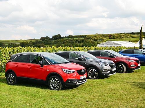 Opel уберет 3 старые модели и представит 8 новых - Opel