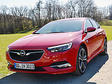 Сможет ли Insignia New возродить славу больших Opel? - Opel