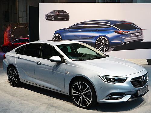 Сможет ли Insignia New возродить славу больших Opel?
