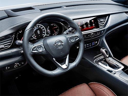 В Украине стартуют продажи нового поколения Opel Insignia - Opel