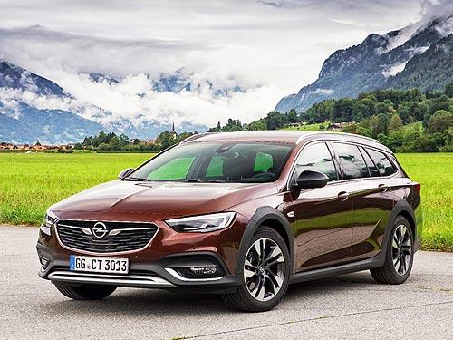 Количество заказов на новую Opel Insignia уже превысило 100 000 - Opel