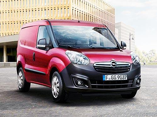 Фургон Opel Combo можно купить с выгодой до 79 000 грн.
