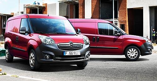 Фургон Opel Combo можно купить с выгодой до 79 000 грн. - Opel