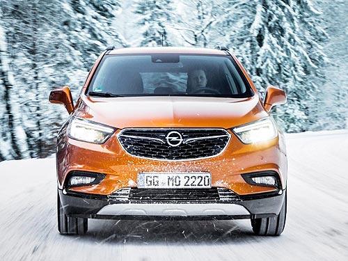 Opel Mokka Х можно купить с выгодой до 77 000 грн. - Opel
