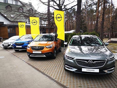 С помощью каких автомобилей произойдет перезагрузка Opel в Украине