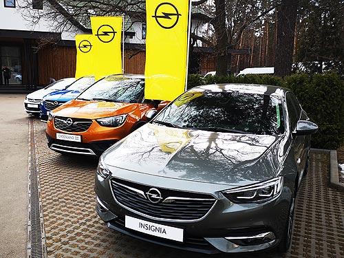 Opel в Украине озвучил итоги «перезагрузки» в 2019 году и новые планы на 2020 год