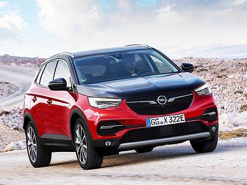 Opel возвращается в Россию с двумя моделями
