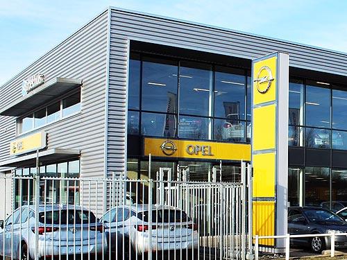 Перезагрузка Opel в Украине: открыто уже 6 дилерских центров