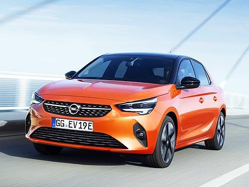 Заряжен на победу: новинка Opel Corsa-e выиграла престижную награду «Золотой руль 2020»