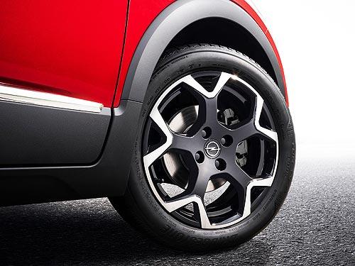 В Украине стартуют продажи обновленного кроссовера Opel Crossland 2021. Объявлены цены - Opel