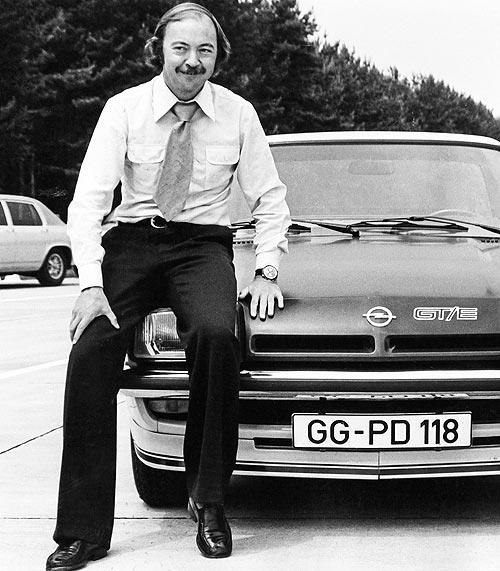 Легендарный Opel Manta празднует 50-летие - Opel