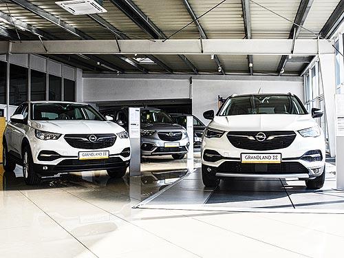 Opel в Украине в 2020 году значительно увеличил продажи и «перезагрузил» коммерческую линейку