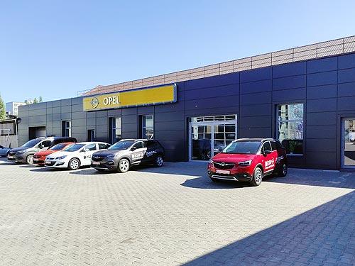 В Одессе открылся новый дилер Opel - Opel