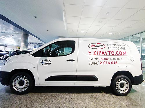 Коммерческие автомобили Opel находят новых корпоративных покупателей - Opel