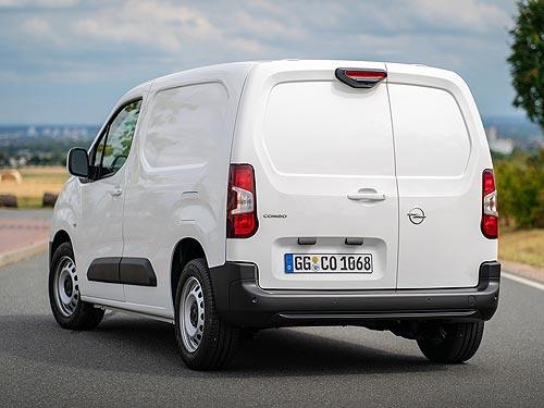 Коммерческие вэны Opel Combo Cargo находят новых корпоративных клиентов - Opel
