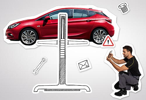 Тормозные механизмы EUROREPAR для Opel доступны по выгодным ценам