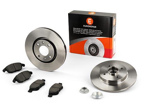 Тормозные механизмы EUROREPAR для Opel доступны по выгодным ценам - Opel