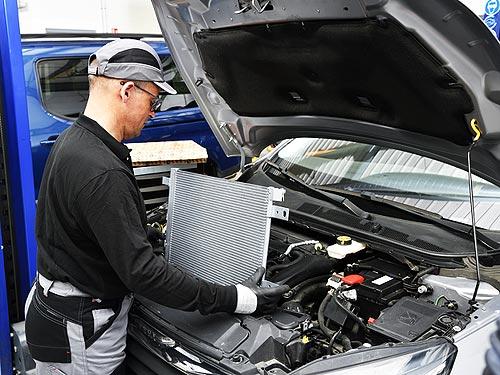 На радиаторы кондиционера EUROREPAR для автомобилей OPEL снижены цены