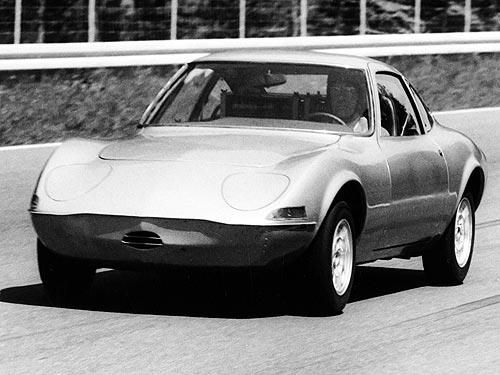 Легендарное электрическое купе Opel Elektro GT празднует 50-летие - Opel