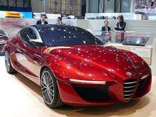 Итальянская автомобильная мода. Какими будут автомобили будущего? - будуще