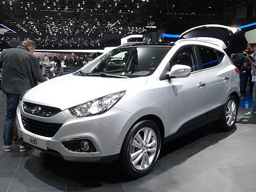 Две новинки Hyundai с Женевского автосалона уже в этом году появятся в Украине - Hyundai