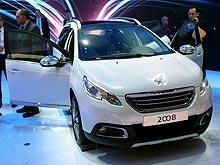 Кроссовер по погоде. Подробности о новейшем Peugeot 2008 - Peugeot