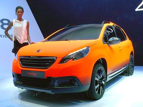 Кроссовер по погоде. Подробности о новейшем Peugeot 2008