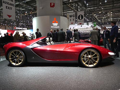 Итальянская автомобильная мода. Какими будут автомобили будущего?