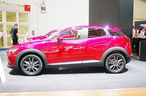 На что делает ставку Mazda в новых моделях. Фото